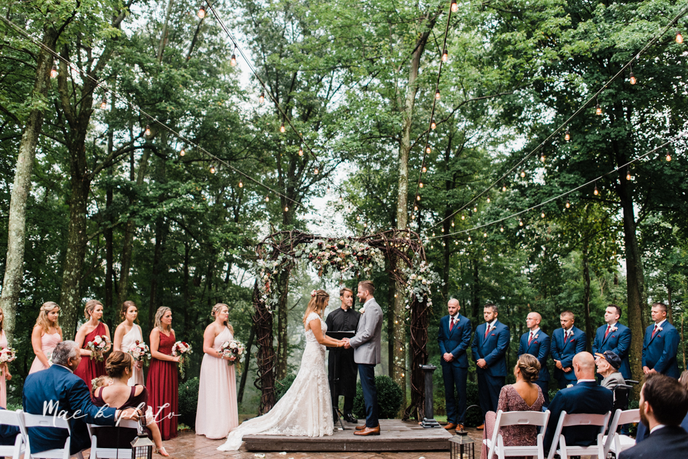 lauren and steve's romantic elegant sophisticated middle of the woods summer barn wedding at the grand barn event center in the mohicans in glenmont ohio photographed by youngstown wedding photographer mae b photo-151.jpg