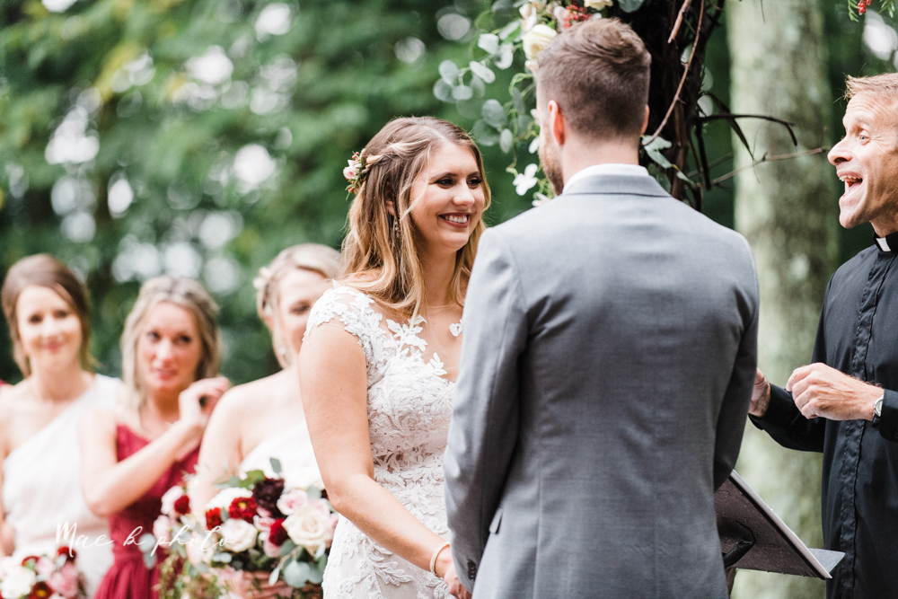 lauren and steve's romantic elegant sophisticated middle of the woods summer barn wedding at the grand barn event center in the mohicans in glenmont ohio photographed by youngstown wedding photographer mae b photo-143.jpg
