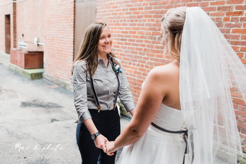 megan and angie's summer disney wedding at union tower and the hippodrome in warren ohio photographed by youngstown wedding photographer mae b photo-40.jpg