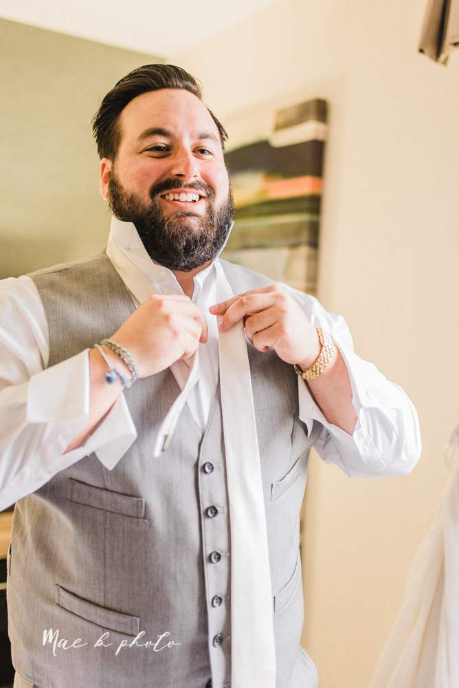 casey and matt's big fun italian fall wedding at st robert's church in cortland ohio and avion on the water in youngstown ohio and fellows riverside gardens in mill creek park photographed by youngstown wedding photographer mae b photo -13.jpg