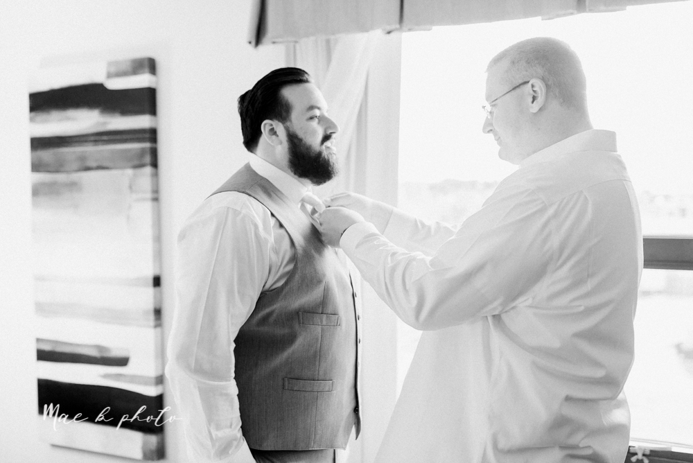 casey and matt's big fun italian fall wedding at st robert's church in cortland ohio and avion on the water in youngstown ohio and fellows riverside gardens in mill creek park photographed by youngstown wedding photographer mae b photo -14.jpg