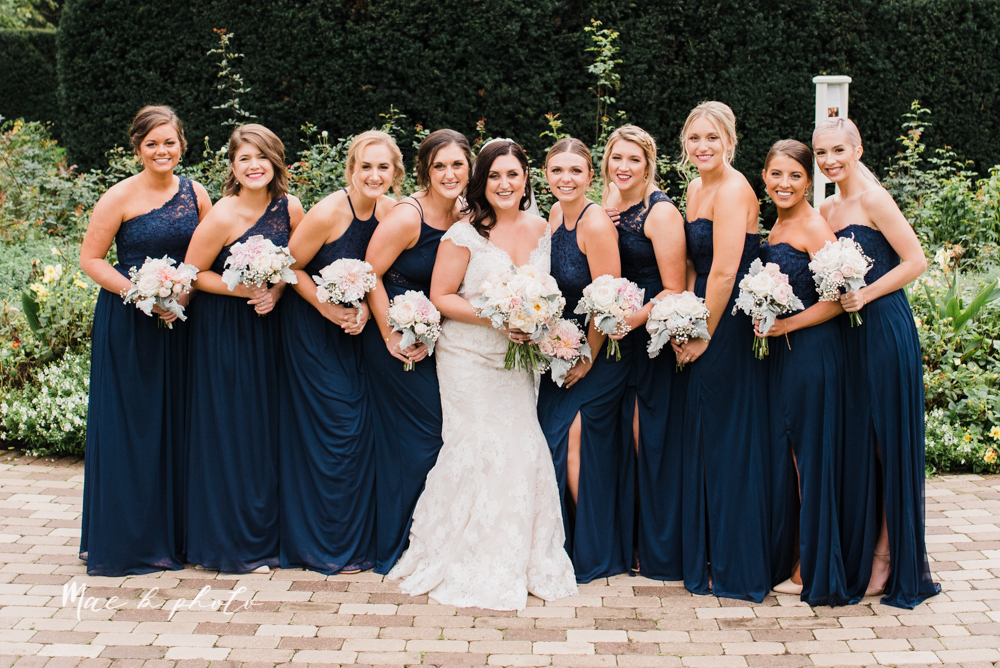 casey and matt's big fun italian fall wedding at st robert's church in cortland ohio and avion on the water in youngstown ohio and fellows riverside gardens in mill creek park photographed by youngstown wedding photographer mae b photo -113.jpg