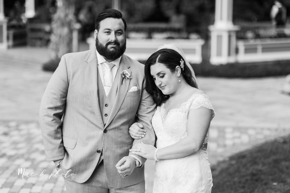 casey and matt's big fun italian fall wedding at st robert's church in cortland ohio and avion on the water in youngstown ohio and fellows riverside gardens in mill creek park photographed by youngstown wedding photographer mae b photo -160.jpg