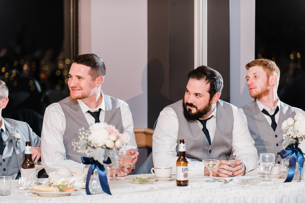 casey and matt's big fun italian fall wedding at st robert's church in cortland ohio and avion on the water in youngstown ohio and fellows riverside gardens in mill creek park photographed by youngstown wedding photographer mae b photo -174.jpg