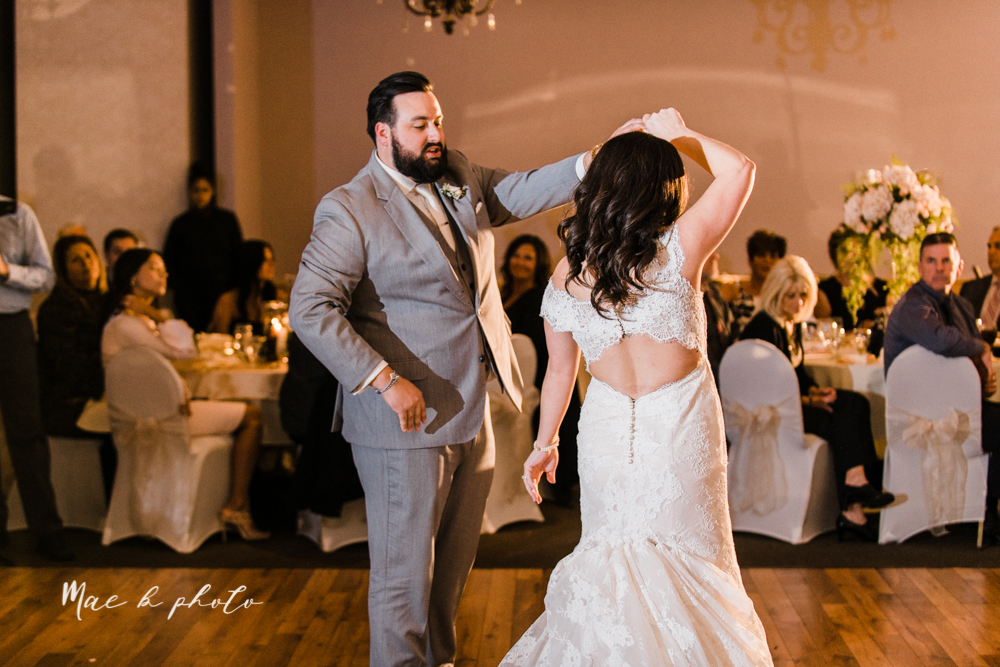 casey and matt's big fun italian fall wedding at st robert's church in cortland ohio and avion on the water in youngstown ohio and fellows riverside gardens in mill creek park photographed by youngstown wedding photographer mae b photo -187.jpg