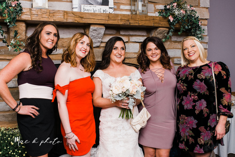 casey and matt's big fun italian fall wedding at st robert's church in cortland ohio and avion on the water in youngstown ohio and fellows riverside gardens in mill creek park photographed by youngstown wedding photographer mae b photo -19.jpg