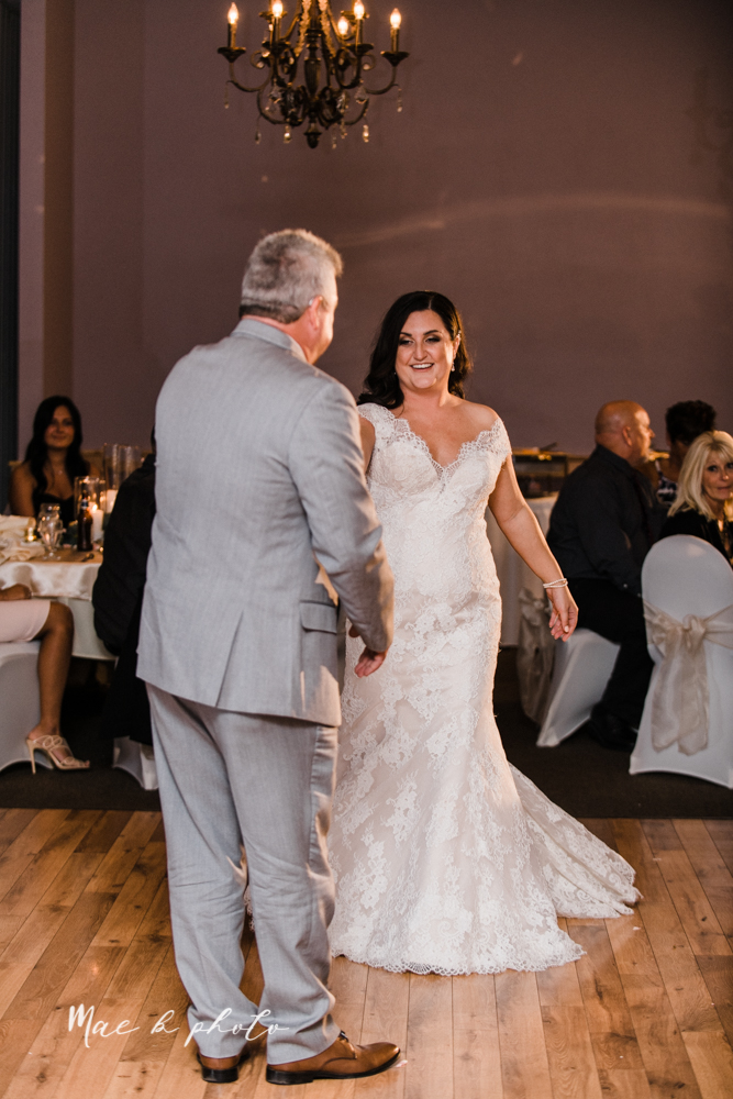 casey and matt's big fun italian fall wedding at st robert's church in cortland ohio and avion on the water in youngstown ohio and fellows riverside gardens in mill creek park photographed by youngstown wedding photographer mae b photo -189.jpg
