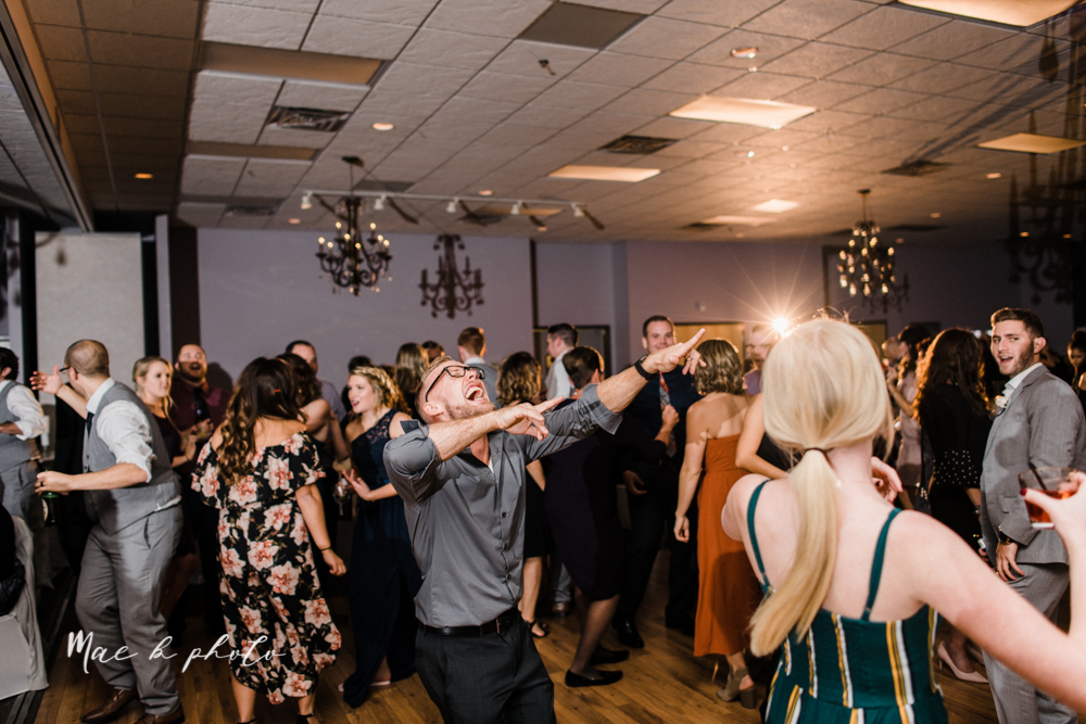 casey and matt's big fun italian fall wedding at st robert's church in cortland ohio and avion on the water in youngstown ohio and fellows riverside gardens in mill creek park photographed by youngstown wedding photographer mae b photo -204.jpg