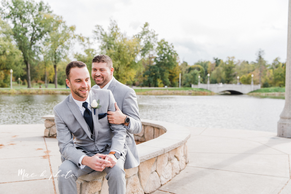 marcus and anthony's intimate fall gay wedding at the avalon inn in warren ohio and buhl park in hermitage pa photographed by youngstown wedding photographer mae b photo-216.jpg
