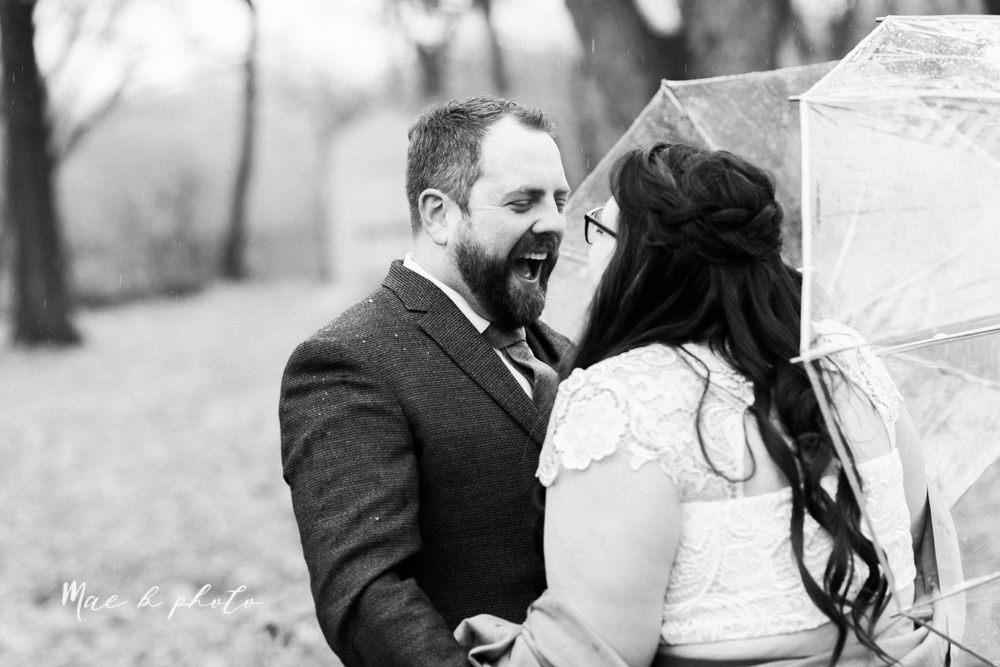 kaitlin and brad's offbeat winter harry potter the hobbit lord of the rings themed wedding at mapleside lodge in brunswick ohio photographed by youngstown wedding photographer mae b photo-34.jpg