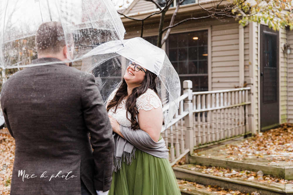 kaitlin and brad's offbeat winter harry potter the hobbit lord of the rings themed wedding at mapleside lodge in brunswick ohio photographed by youngstown wedding photographer mae b photo-220.jpg