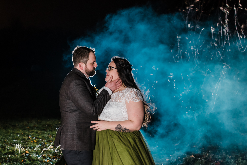 kaitlin and brad's offbeat winter harry potter the hobbit lord of the rings themed wedding at mapleside lodge in brunswick ohio photographed by youngstown wedding photographer mae b photo-126.jpg