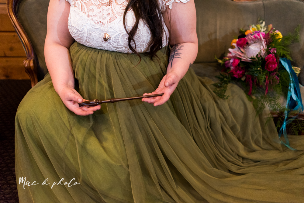 kaitlin and brad's offbeat winter harry potter the hobbit lord of the rings themed wedding at mapleside lodge in brunswick ohio photographed by youngstown wedding photographer mae b photo-70.jpg