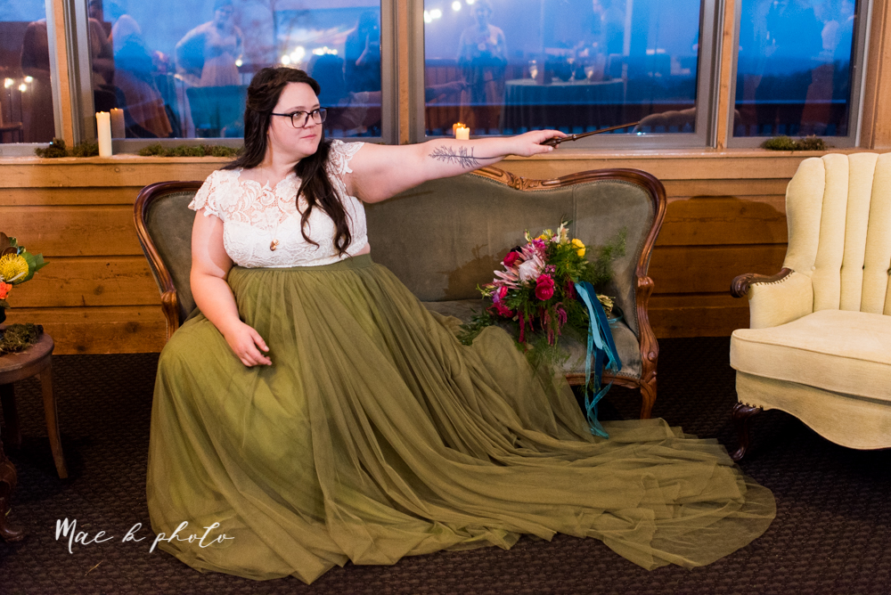 kaitlin and brad's offbeat winter harry potter the hobbit lord of the rings themed wedding at mapleside lodge in brunswick ohio photographed by youngstown wedding photographer mae b photo-71.jpg