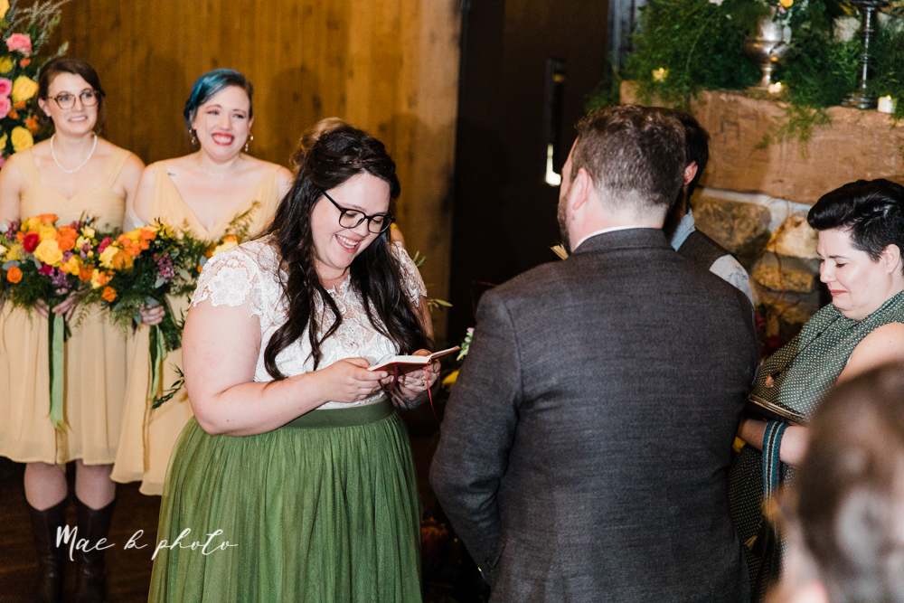 kaitlin and brad's offbeat winter harry potter the hobbit lord of the rings themed wedding at mapleside lodge in brunswick ohio photographed by youngstown wedding photographer mae b photo-239.jpg