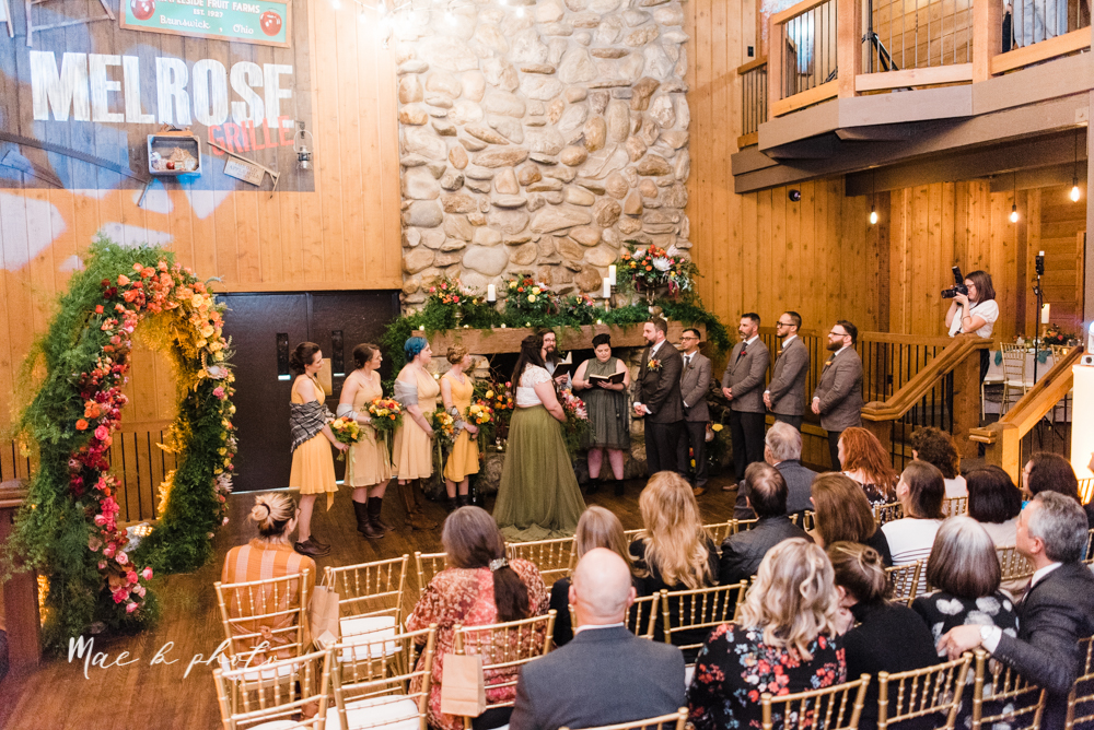 kaitlin and brad's offbeat winter harry potter the hobbit lord of the rings themed wedding at mapleside lodge in brunswick ohio photographed by youngstown wedding photographer mae b photo-84.jpg