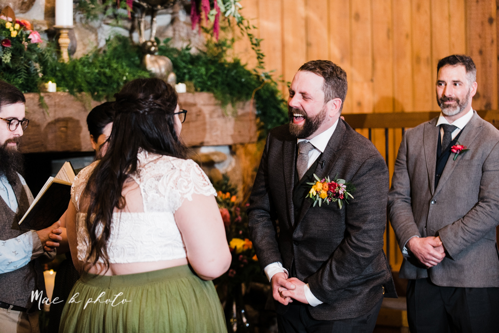 kaitlin and brad's offbeat winter harry potter the hobbit lord of the rings themed wedding at mapleside lodge in brunswick ohio photographed by youngstown wedding photographer mae b photo-88.jpg