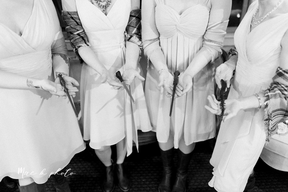kaitlin and brad's offbeat winter harry potter the hobbit lord of the rings themed wedding at mapleside lodge in brunswick ohio photographed by youngstown wedding photographer mae b photo-81.jpg