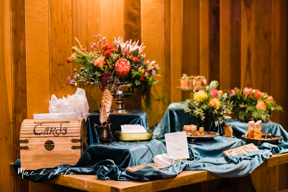 kaitlin and brad's offbeat winter harry potter the hobbit lord of the rings themed wedding at mapleside lodge in brunswick ohio photographed by youngstown wedding photographer mae b photo-136.jpg