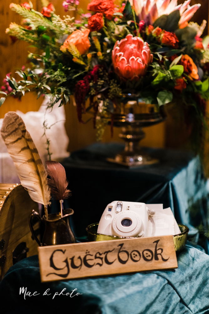 kaitlin and brad's offbeat winter harry potter the hobbit lord of the rings themed wedding at mapleside lodge in brunswick ohio photographed by youngstown wedding photographer mae b photo-140.jpg