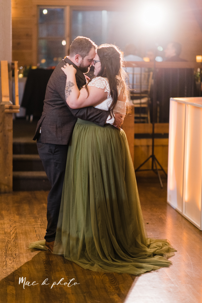 kaitlin and brad's offbeat winter harry potter the hobbit lord of the rings themed wedding at mapleside lodge in brunswick ohio photographed by youngstown wedding photographer mae b photo-146.jpg