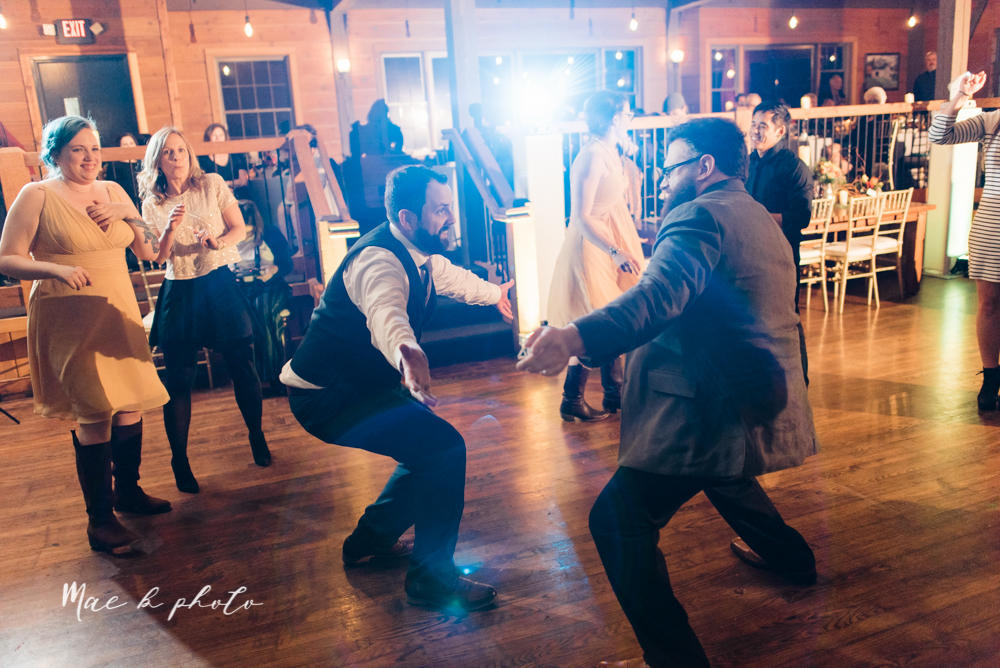 kaitlin and brad's offbeat winter harry potter the hobbit lord of the rings themed wedding at mapleside lodge in brunswick ohio photographed by youngstown wedding photographer mae b photo-153.jpg