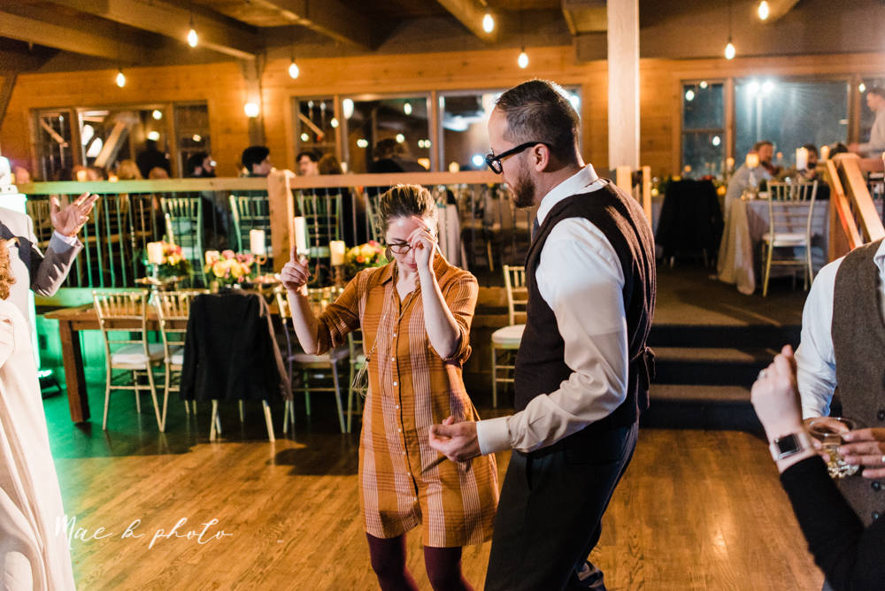 kaitlin and brad's offbeat winter harry potter the hobbit lord of the rings themed wedding at mapleside lodge in brunswick ohio photographed by youngstown wedding photographer mae b photo-159.jpg