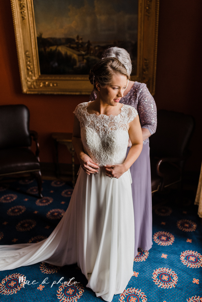 taylor and james' elegant intimate spring garden wedding memorial day weekend at stambaugh auditorium in youngstown ohio photographed by youngstown wedding photographer mae b photo-29.jpg