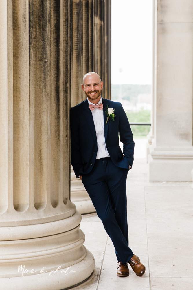 taylor and james' elegant intimate spring garden wedding memorial day weekend at stambaugh auditorium in youngstown ohio photographed by youngstown wedding photographer mae b photo-168.jpg