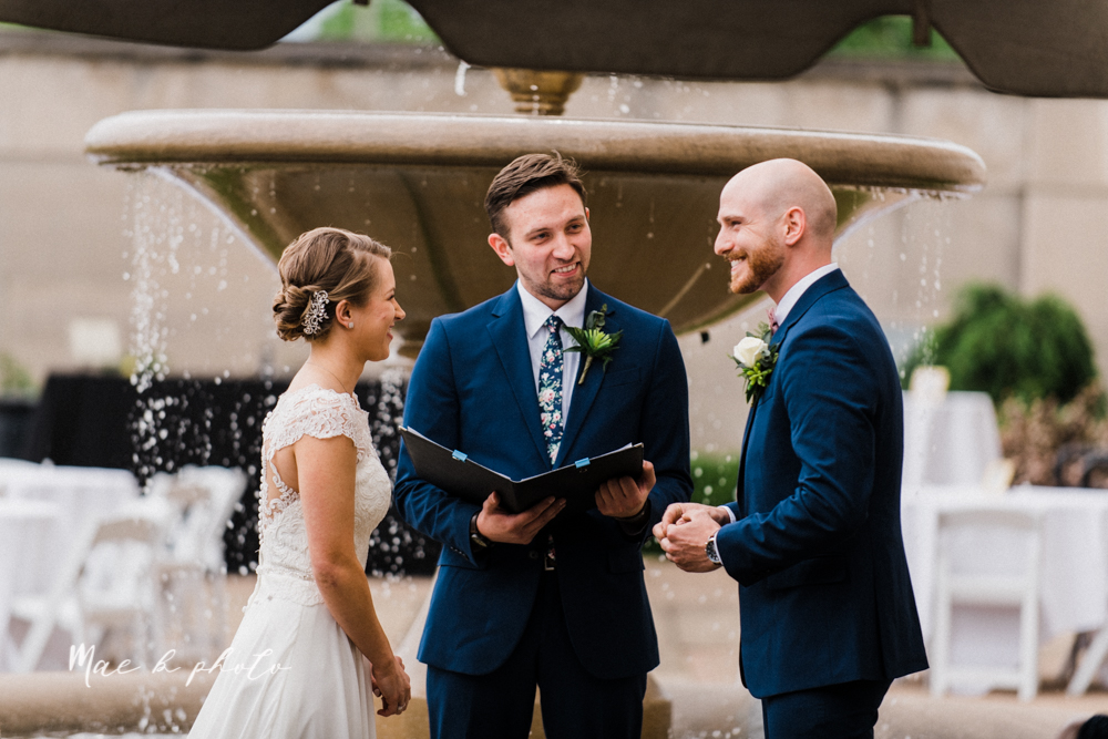 taylor and james' elegant intimate spring garden wedding memorial day weekend at stambaugh auditorium in youngstown ohio photographed by youngstown wedding photographer mae b photo-65.jpg