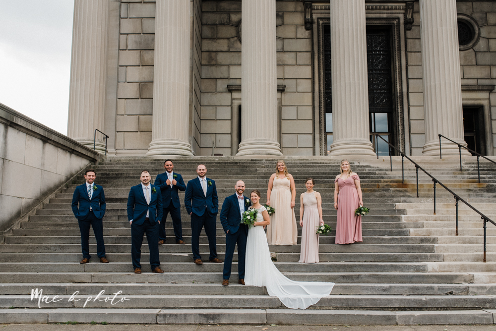 taylor and james' elegant intimate spring garden wedding memorial day weekend at stambaugh auditorium in youngstown ohio photographed by youngstown wedding photographer mae b photo-73.jpg