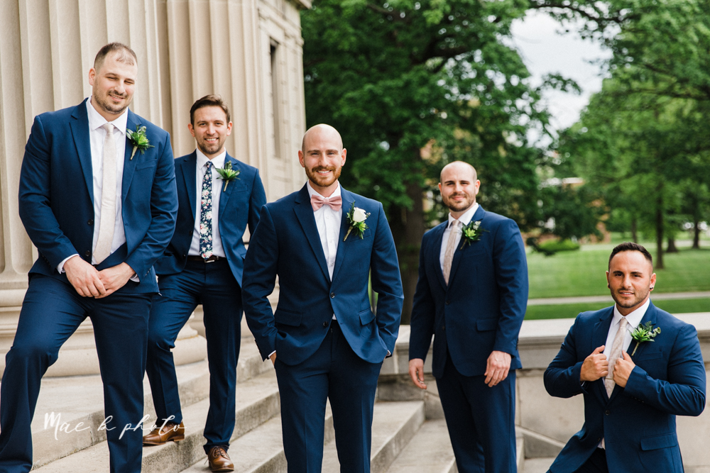 taylor and james' elegant intimate spring garden wedding memorial day weekend at stambaugh auditorium in youngstown ohio photographed by youngstown wedding photographer mae b photo-174.jpg