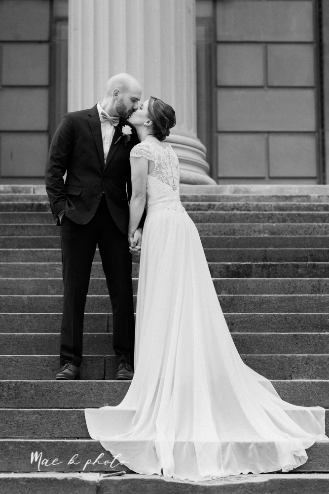 taylor and james' elegant intimate spring garden wedding memorial day weekend at stambaugh auditorium in youngstown ohio photographed by youngstown wedding photographer mae b photo-101.jpg