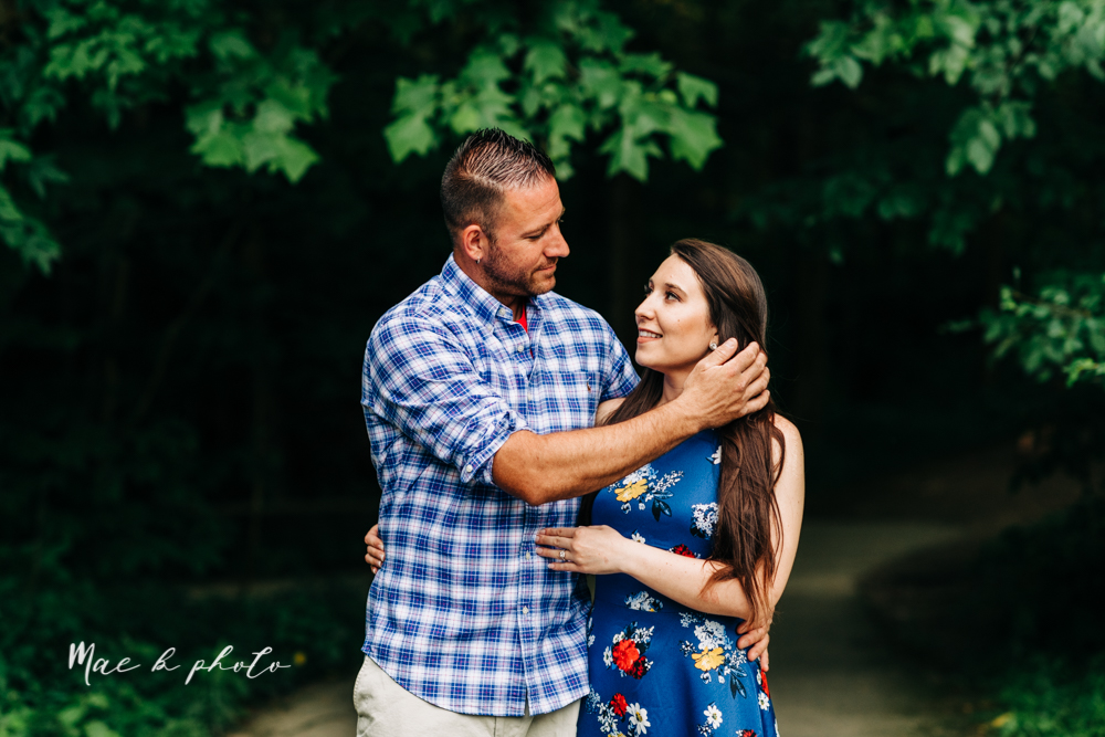 tim and margarita's summer castle engagement session at squire's castle in willoughby ohio photographed by youngstown wedding photographer mae b photo-38.jpg