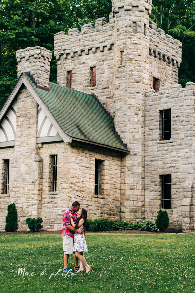 tim and margarita's summer castle engagement session at squire's castle in willoughby ohio photographed by youngstown wedding photographer mae b photo-33.jpg