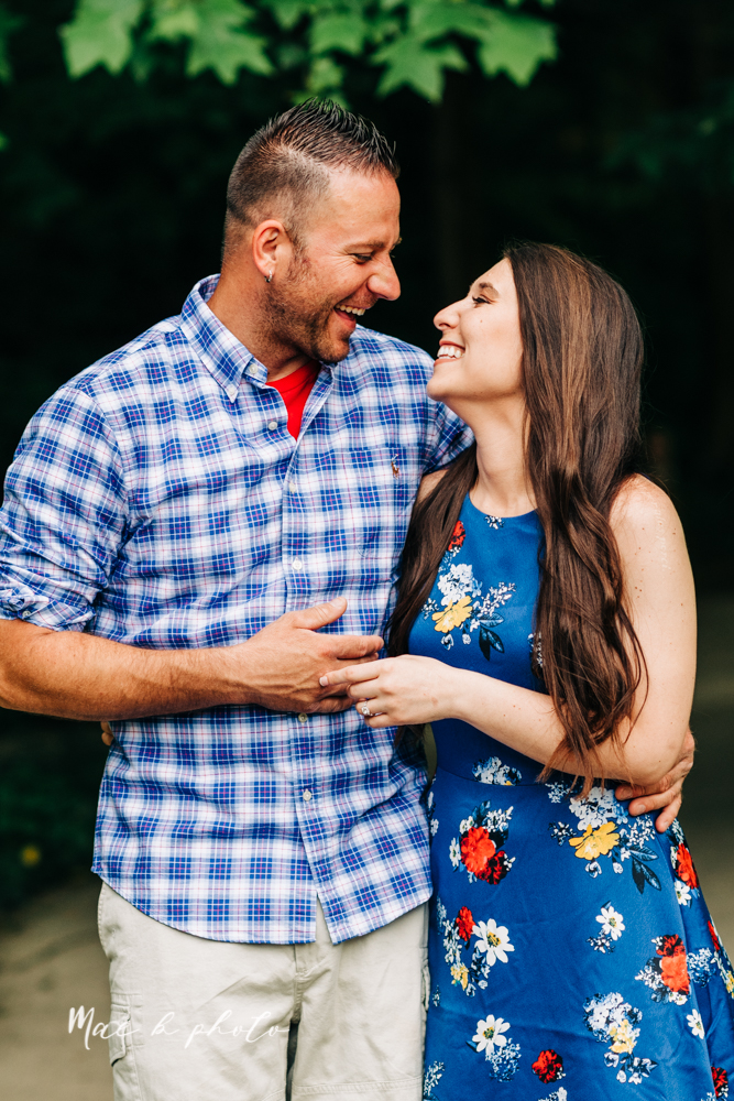 tim and margarita's summer castle engagement session at squire's castle in willoughby ohio photographed by youngstown wedding photographer mae b photo-41.jpg
