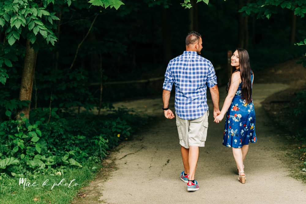 tim and margarita's summer castle engagement session at squire's castle in willoughby ohio photographed by youngstown wedding photographer mae b photo-43.jpg