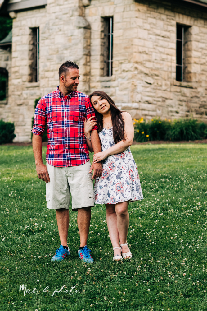 tim and margarita's summer castle engagement session at squire's castle in willoughby ohio photographed by youngstown wedding photographer mae b photo-35.jpg