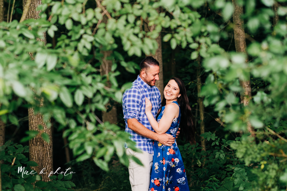 tim and margarita's summer castle engagement session at squire's castle in willoughby ohio photographed by youngstown wedding photographer mae b photo-48.jpg