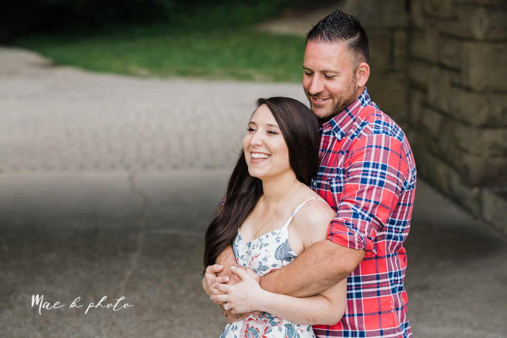 tim and margarita's summer castle engagement session at squire's castle in willoughby ohio photographed by youngstown wedding photographer mae b photo-25.jpg