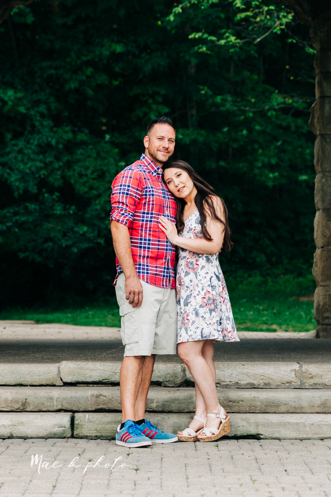 tim and margarita's summer castle engagement session at squire's castle in willoughby ohio photographed by youngstown wedding photographer mae b photo-19.jpg