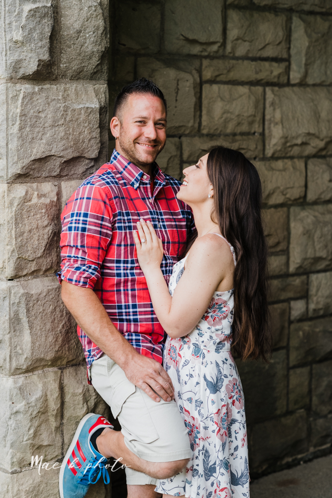tim and margarita's summer castle engagement session at squire's castle in willoughby ohio photographed by youngstown wedding photographer mae b photo-23.jpg