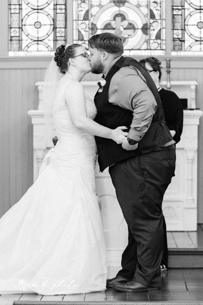 delorean and chase's intimate diy summer wedding at the chapel in boardman park in boardman ohio photographed by youngstown wedding photograher mae b photo-50.jpg
