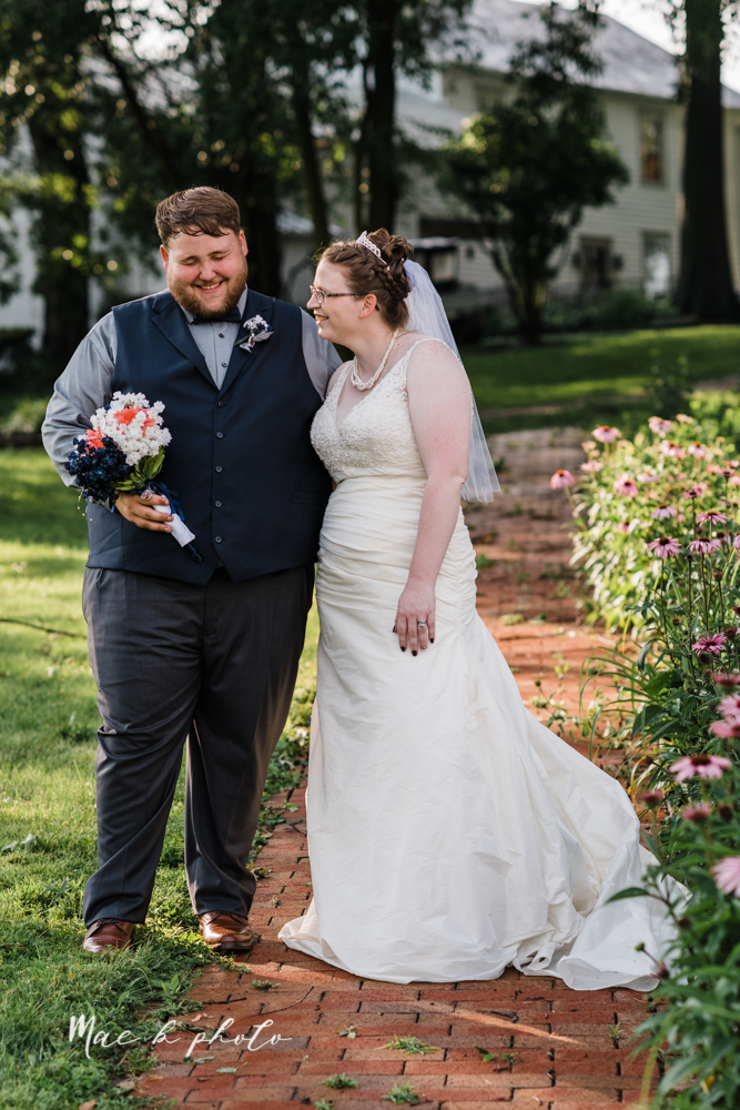 delorean and chase's intimate diy summer wedding at the chapel in boardman park in boardman ohio photographed by youngstown wedding photograher mae b photo-99.jpg