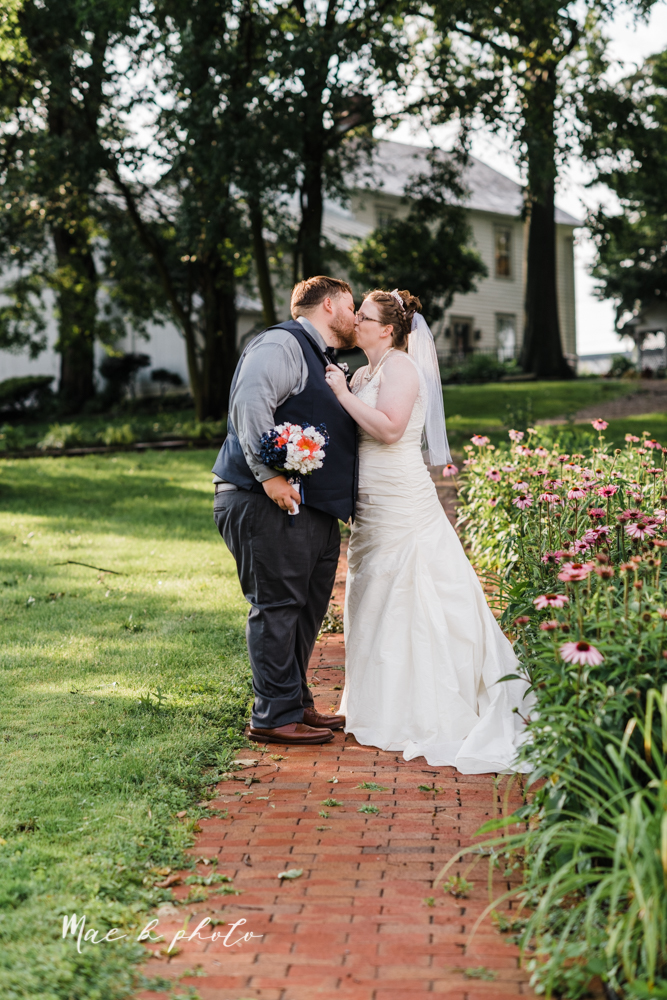 delorean and chase's intimate diy summer wedding at the chapel in boardman park in boardman ohio photographed by youngstown wedding photograher mae b photo-98.jpg