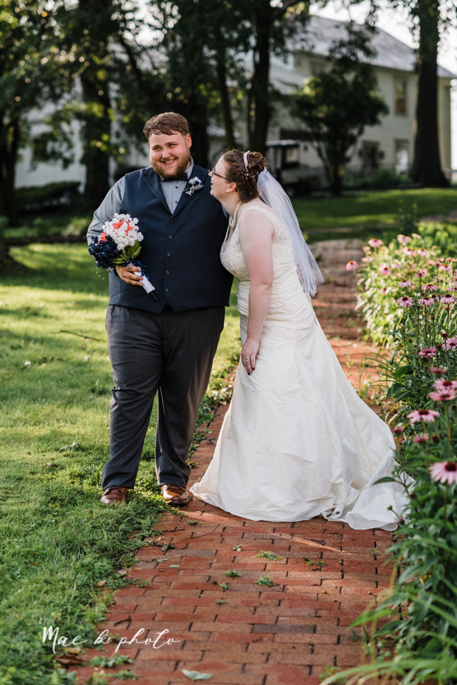 delorean and chase's intimate diy summer wedding at the chapel in boardman park in boardman ohio photographed by youngstown wedding photograher mae b photo-100.jpg