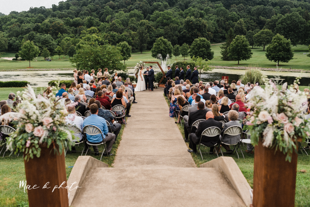 erin and shawn's wisconsin-pittsburgh summer fourth of july country club golf course wedding at the club at shadow lakes in aliquippa pennsylvania photographed by youngstown wedding photographer mae b photo-134.jpg
