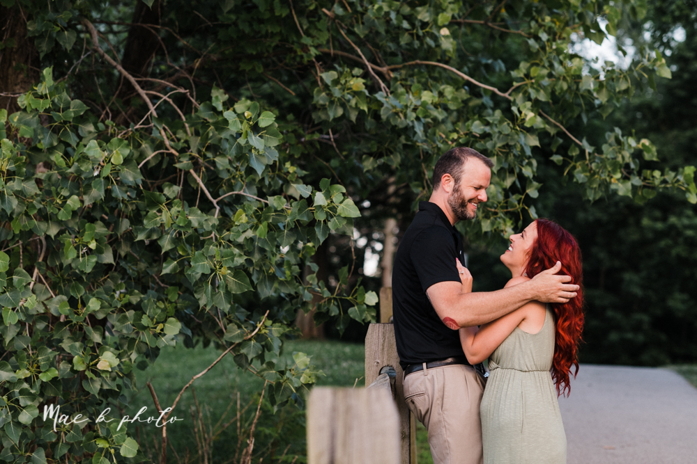 lisa and john's summer lake side engagement session at geneva on the lake in geneva ohio and the harpersfield covered bridge in harpersfield ohio photographed by youngstown wedding photographer mae b photo-32.jpg