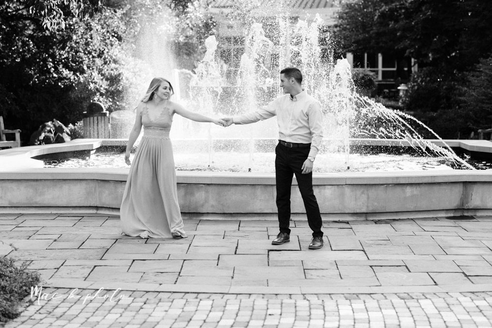 julie and jared's romantic summer garden engagement session at rivers fellowside gardens in mill creek park in the rose gardens in youngstown ohio photographed by youngstown wedding photographer mae b photo-34.jpg