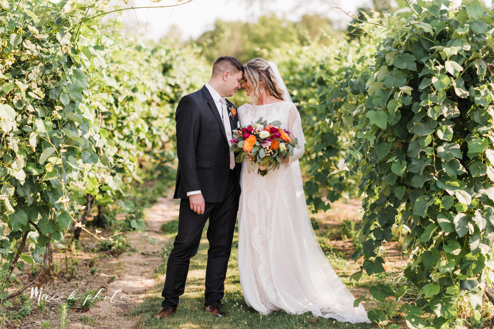 courtney and andy's elegant vintage summer vineyard wedding at the vineyards at pine lake in columbiana ohio photographed by youngstown wedding photographer mae b photo-157.jpg